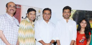 Mallesam movie press meet
