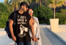 Malaika and Arjun make it official
