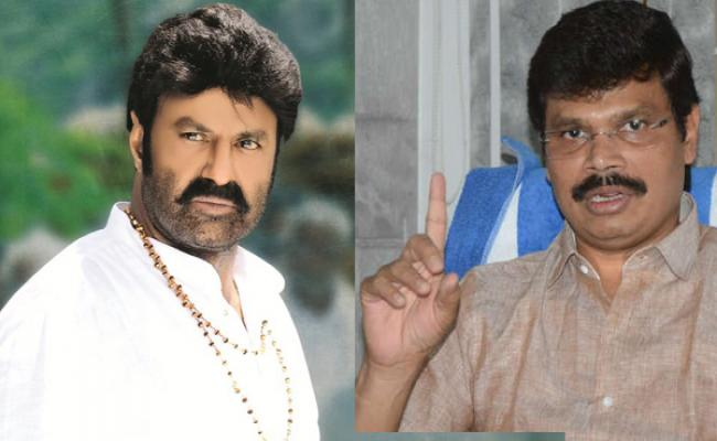 Boyapati chops off the budget for NBK's Next