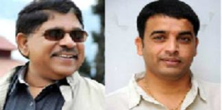 Dil Raju and Allu Aravind for Jersey Remake