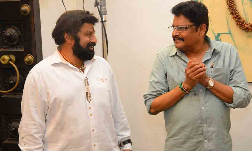 One more interesting title for Balakrishna's Next