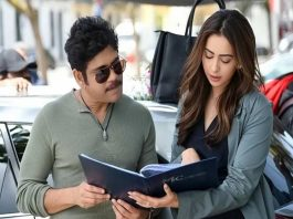 Record price for Nagarjuna's Manmadhudu 2 Digital Rights