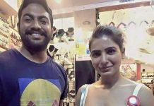 Pic Talk: Super hot Samantha spotted with a Fan