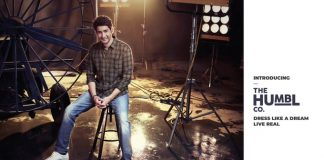 Mahesh Babu's clothing brand named HUMBL