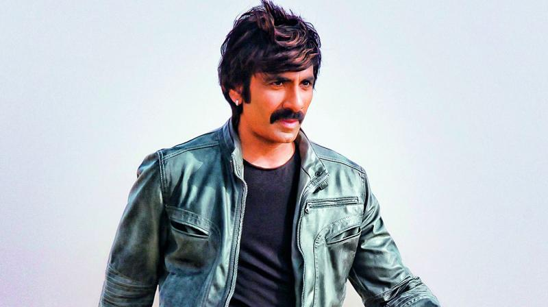 Ravi Teja's Next needs a producer