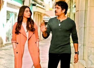 Nag shocked with the pre-release business of Manmadhudu 2