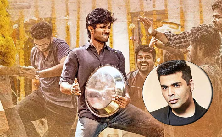 Karan Johar bids record price for Dear Comrade