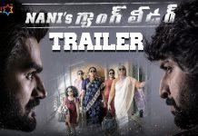 Nani's Gang Leader Trailer | Karthikeya | Vikram Kumar | Anirudh Ravichander | Mythri Movie Makers