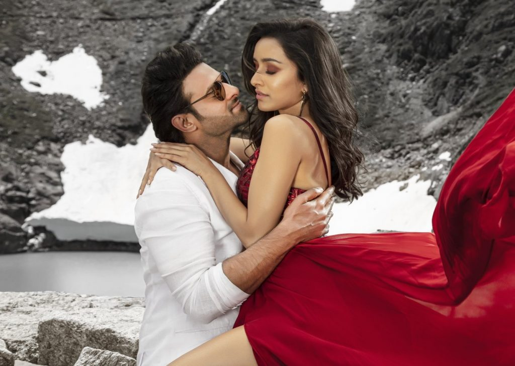 Saaho opens with a bang all over