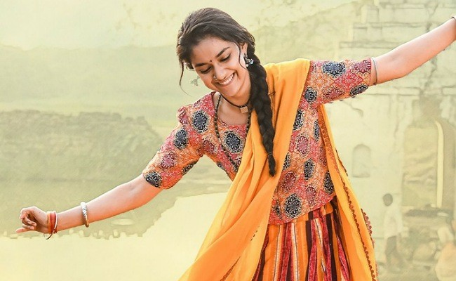 Keerthy Suresh' Good Luck Sakhi getting ready for a digital Release