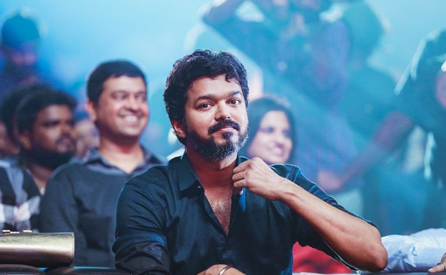 Vijay pushes the release of Master