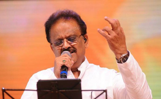 Health bulletin of SP Balasubrahmanyam