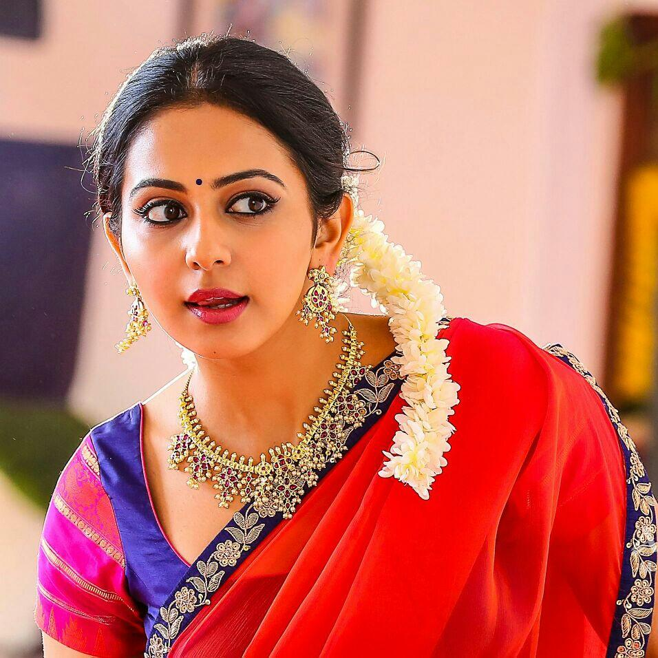 Rakul Preet plays a village belly in her next