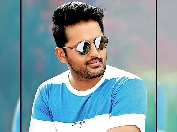 Is Nithiin's action thriller shelved?
