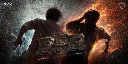 RRR team back to Work Mode