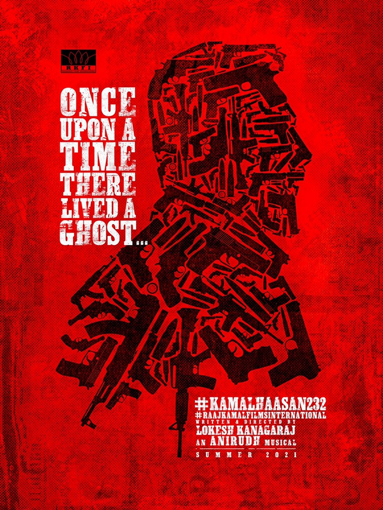 Kamal Haasan's 232nd film announced
