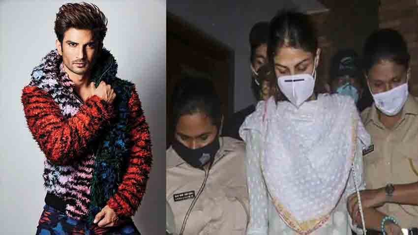 Sushant Singh Rajput Case: Rhea Chakraborty questioned for fifth day
