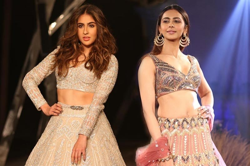 Rhea Chakraborty names Rakul preet singh & Sara ali khan in sushant singh rajput drugs case   Bollywood
