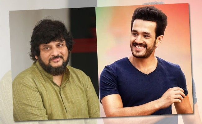 Akhil all excited about Surendar Reddy's film