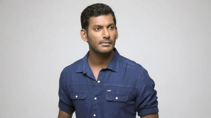 A petition against Vishal filed in Madras High Court