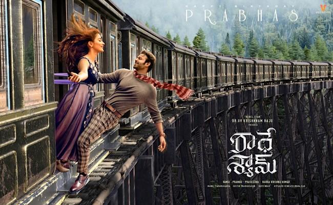 Beats of Radhe Shyam: Prabhas and Pooja look stunning