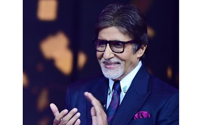 Amitabh Bachchan's whopping remuneration for Prabhas' next