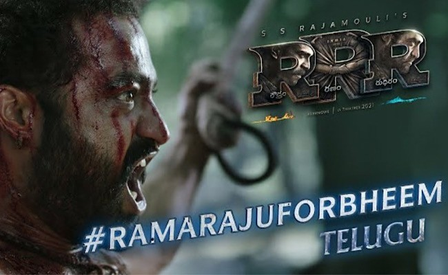 Ramaraju for Bheem: NTR stuns with his makeover and performance
