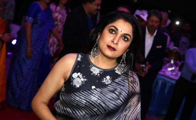 Ramya Krishna's Shocking Remuneration