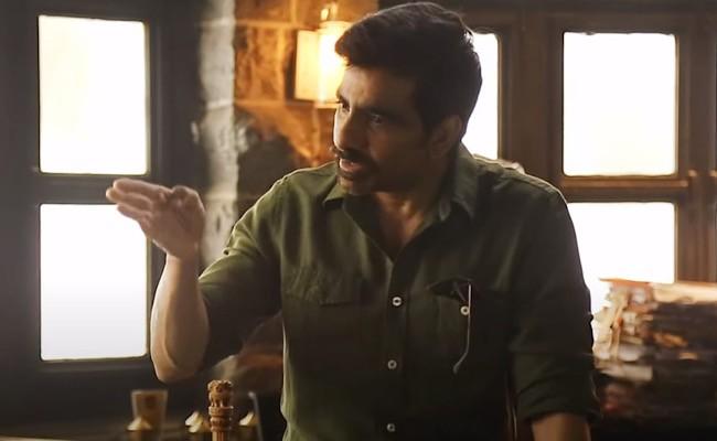 Ravi Teja's Krack aims Sankranthi Release