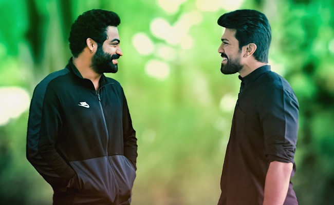 More waiting for Ram Charan and NTR