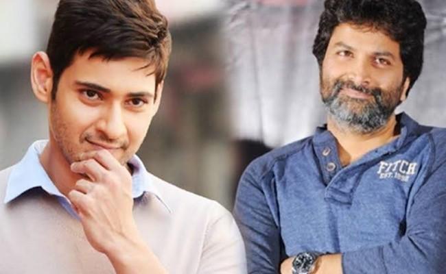 Mahesh Babu and Trivikram film to roll from January?