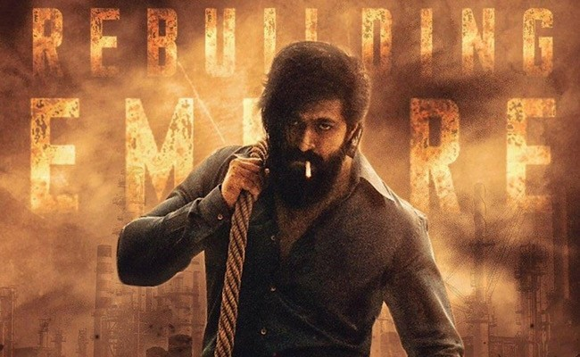 KGF: Chapter 2 shoot to be completed by October