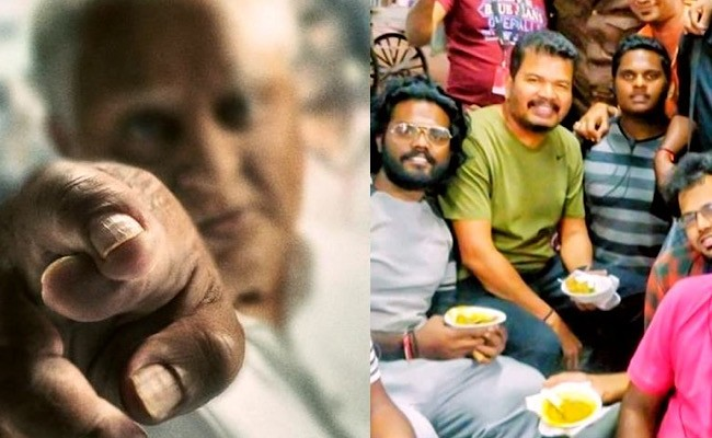 All is not well between Shankar and Indian 2 producers
