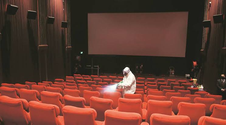 Theatres in Telugu states to be shut for October