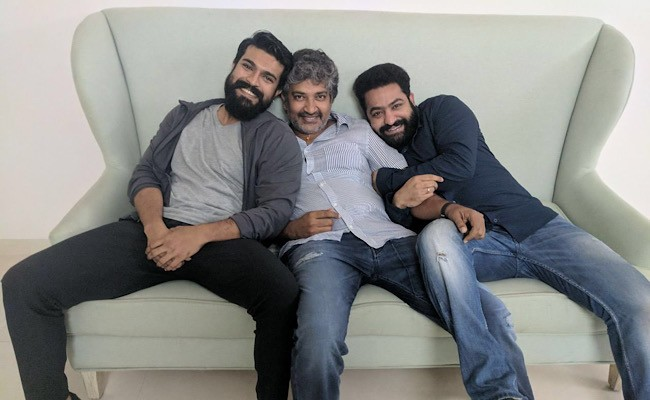 SS Rajamouli's special care for NTR and Ram Charan