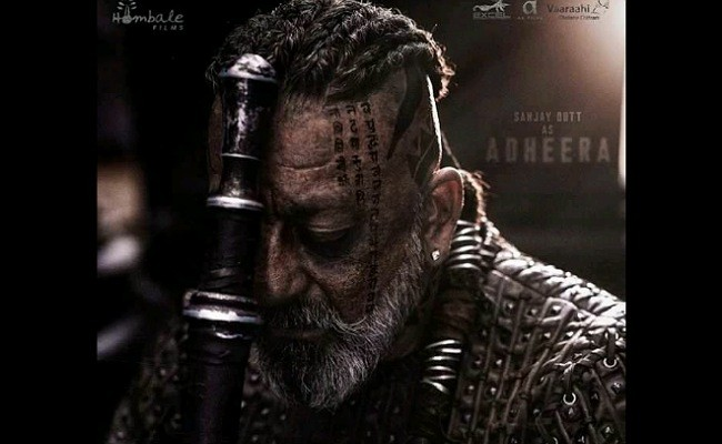 Sanjay Dutt to shoot for KGF: Chapter 2 from November