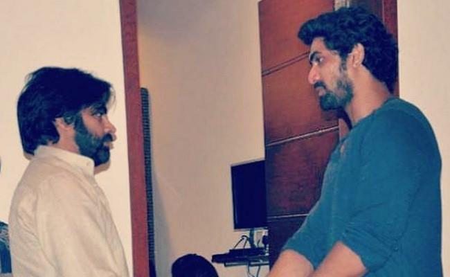 Pawan Kalyan and Rana on board for Ayyappanum Koshiyum Remake