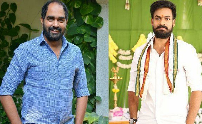 Krish completes Vaishnav Tej's film in record time