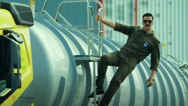 Akshay Kumar Bell Bottom teaser