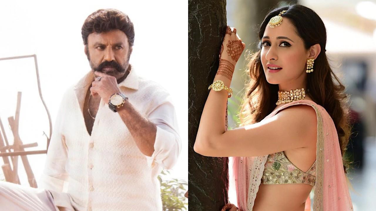 Pragya Jaiswal replaces Sayyeshaa