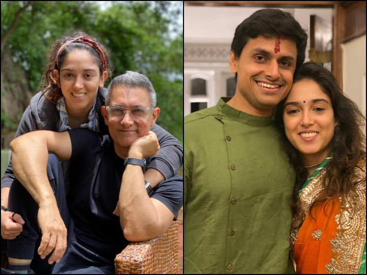Aamir Khan's daughter dating a fitness trainer?