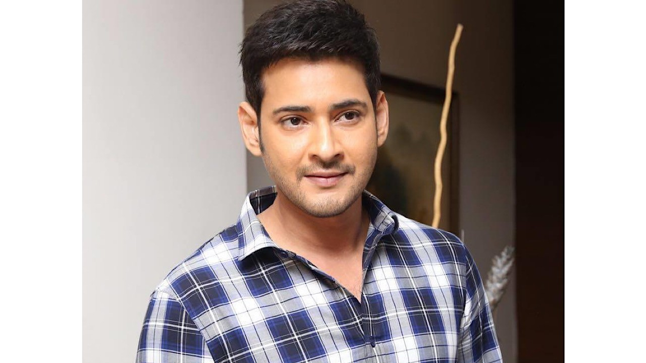 Superstar MaheshBabu heaps praise