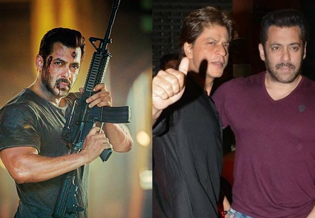 Salman Khan and Shahrukh Khan to re-unite for Siddharth Anand's Pathan ?