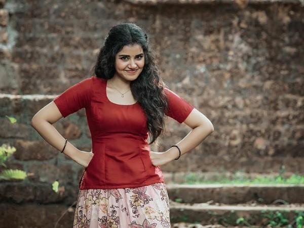 Buzz: Trivikram locks Anupama Parameshwaran?