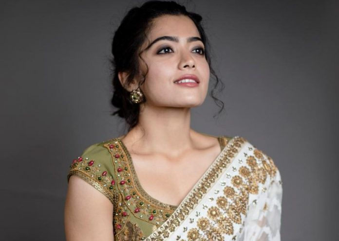 Rashmika Mandanna is unstoppable in Tollywood