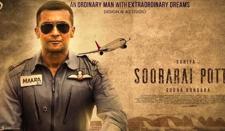 Samantha calls Suriya's Soorarai Pottru the film of the year