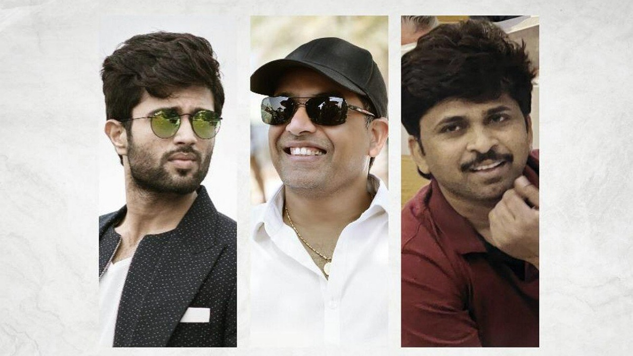 Vijay Devarakonda's next from January 2021