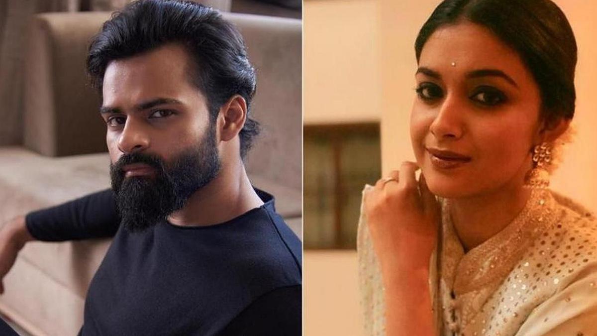 Buzz: Keerthy Suresh to romance Sai Dharam Tej?