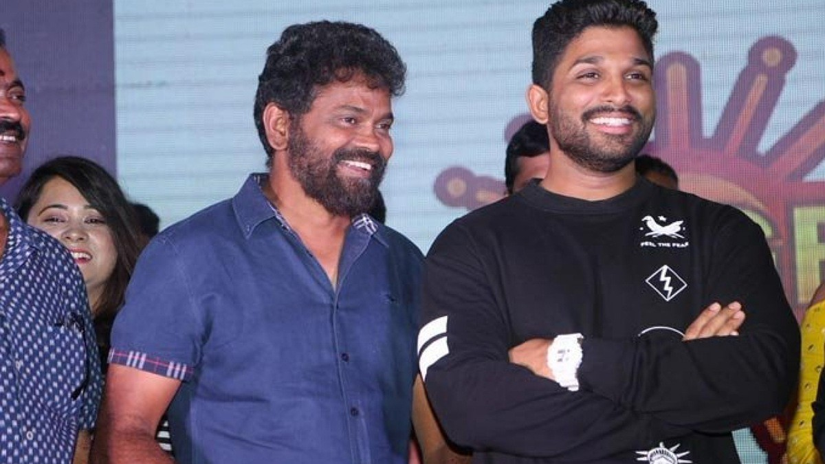All is not well between Allu Arjun and Sukumar