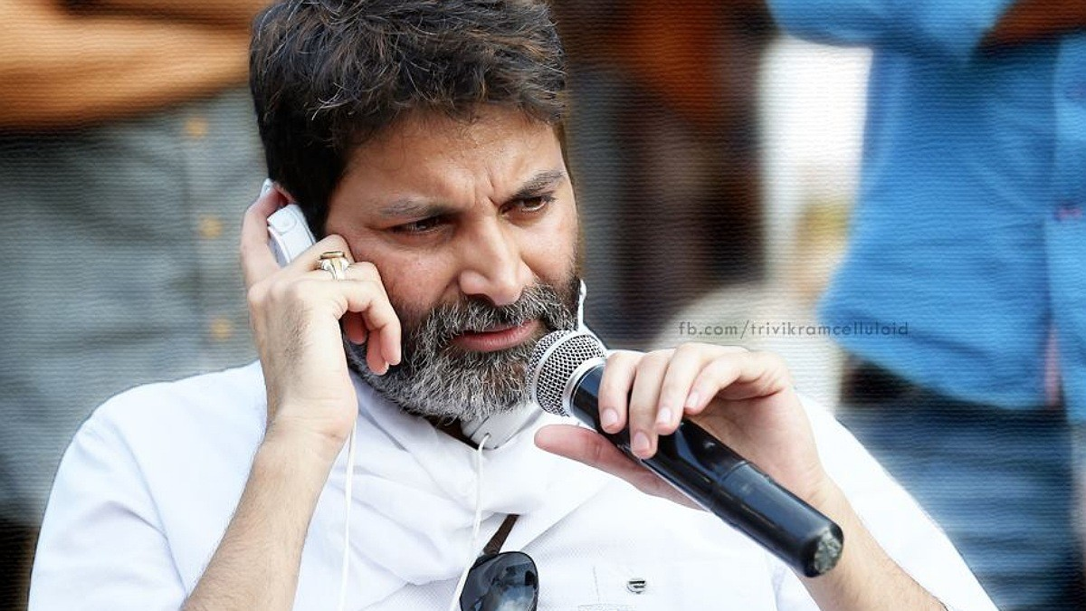Trivikram pockets a bomb as a writer